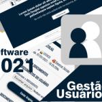 Sistema Gestão de Usuários 2021